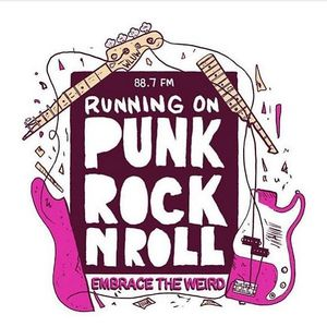 Running on Punk Rock and Roll 10/07/17