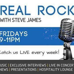 Real Rock interviews Scion Sashay Success  - December 29, 2017