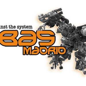 SaSi2D Madrid My Beat 12-10-2012@Specka Club Madrid