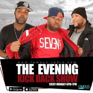 The Evening Kickback Radio Show 6.26.17