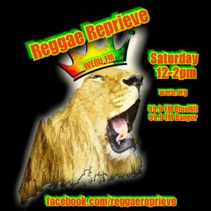 Reggae Reprieve April 12 2013 with Selecta Heat