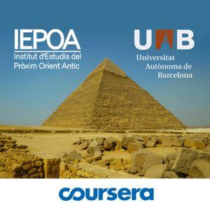 Coursera egiptología IEPOA UAB - L8A02 Rosetta - Jean-François Champollion - Prof. Josep Cervelló