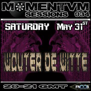 Momentvm Sessions 022 - Wouter de Witte