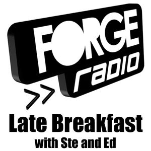 Late Breakfast with Ste and Ed - 12th December 2012