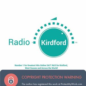 Radio Kirdford Broadcast 08/03/15- Drivetime, Lunchtime tunes and Chart Show with DJ Peacock Live!
