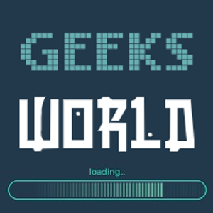 GEEKS WORLD 73. 2020.04.10 - Rétro #20