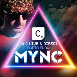 Cr2 Radio Show 003 hosted by MYNC 08.04.11 [Hour 1]