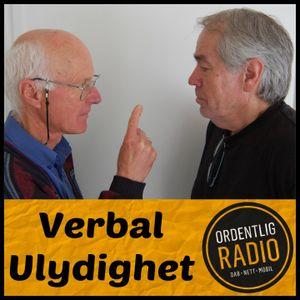 Verbal ulydighet – episode 39: Helse, kunnskapsillusjon og Stortingspresidenten