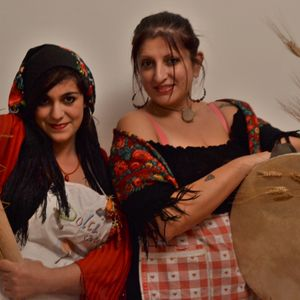 Il carnevale e La canzone dell Zeza interpretata da Luigi Orfeo e Elvira Rita Gorga