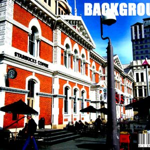 "BACKGROUND Vol.5 ""JAZZY HIPHOP"""
