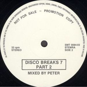 Discobreaks 11 - A Side (Mixed By Peter 'Hithouse' Slaghuis)