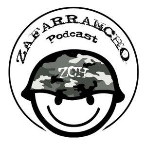 016 10DIC12 Zafarrancho Podcast - El Tercio del fin del mundo