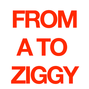 Conversation Piece - From A To Ziggy — Alphabetical David Bowie