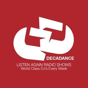 SMX PROJECT - DECADANCE RADIO - 18 DECEMBER 2016
