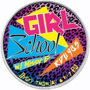 Girlschool RDU // 29/04/14