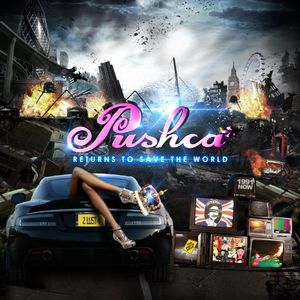 Pushca 16 minute exclusive mix july 2012 by Miss Mavrik