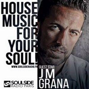 JM Grana Radio Show Live Session www.mixpeople.fm 15-02-2013 Deep, Soulful & House Music.