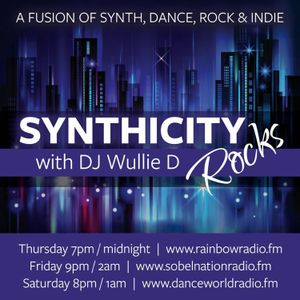 SYNTHICITY ROCKS 20 GIA 7 INTERVIEW SPECIAL @gia7infinity @CLUSTERSUN @luckyxloveband @foreignresort