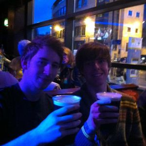 Chilling with Jack, Show 2, 29-10-2012