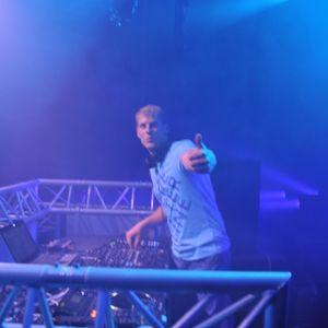 Kristian Littke DJ-set at Trädgårn Gothenburg 2012-10-13