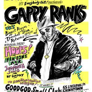 Gappy Ranks Promo Mix by DJ Naiki