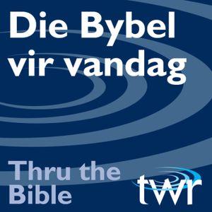 Saad; 'n storm; 'n besetene word genees (Markus 4:30-5:20)