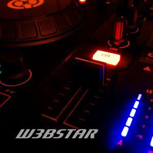 W3bstar - Never Before (1h dubstep / dnb mix)