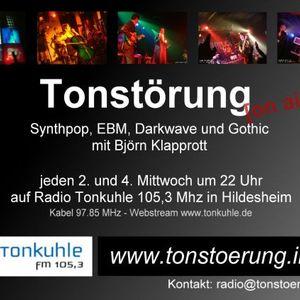 Tonstoerung Party Spezial Dezember 2016
