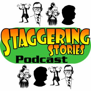 Staggering Stories Podcast #235: The Temple of Depravity