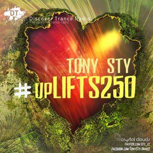 Tony Sty - Uplifts 055 (Discover Trance Radio)