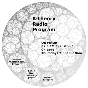 K Theory Radio Program from June 26, 2015