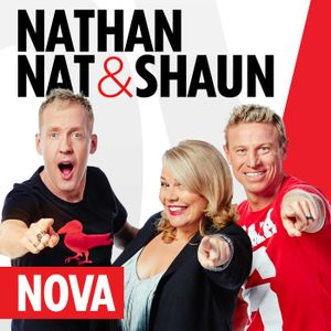 Nathan, Nat & Shaun Podcast - 14th September 2016