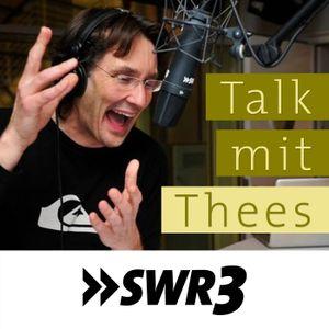 Talk Mit Thees : Sibylle Canbonica, Chr. Eisert und Benjamin Best (22.5.16)