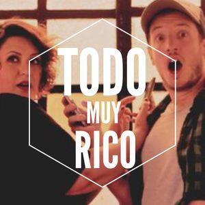 Burbujas, concheros y helados de pollo (con Noelia Custodio)  - #TodoMuyRico - 01/04/2016