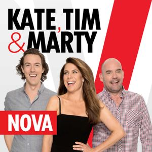 Kate, Tim and Marty Podcast - 13 December 2016