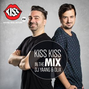 Kiss Kiss in the Mix 17 septembrie 2014