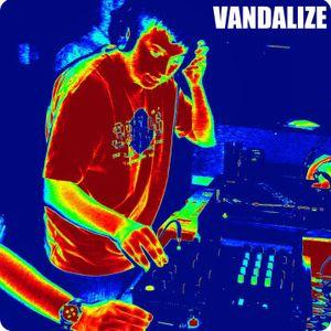 Gary Vandalize - Christmas Eve 2014