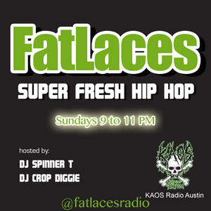 Fat Laces Radio - Old School Hip Hop at its finest