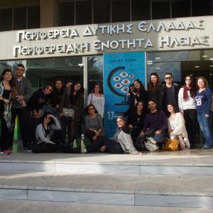3η Εκπομπή της Ραδιοφωνικής | Κινηματογραφικής Ομάδας του 13ου ΓΕΛ Περιστερίου, 2014-2015