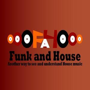 Funk and House mixing for Wandu Deeper Radio - Mixtape Monday 21-12-2010