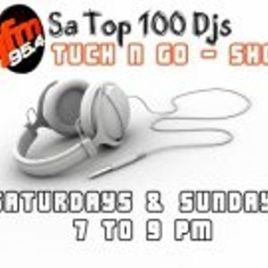 Note To Self Live in UJFM 95.4 With Gareth Givemore & The Sa Top 100 Underground Dj's