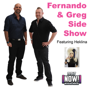 Fernando and Greg's Side Show | 03-15-17