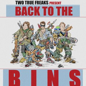 Back to the Bins #290 - Captain America: Patriot