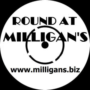 Round At Milligan's - Show 161 - 29th August 2018 - Special Guest Jamie Williams