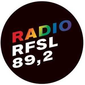 RadioRFSL 18-09-26: Möt idag Regnbågsbarn, Monica Z, Persona och OperaAllsång med Rickard Söderberg!