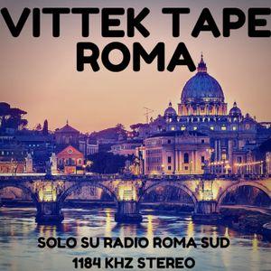 Vittek Tape Roma 25-4-16