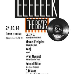 Dexter Kane for eeeeeek the beats 16.01.13