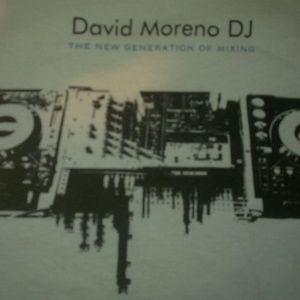 mixed by david moreno dj