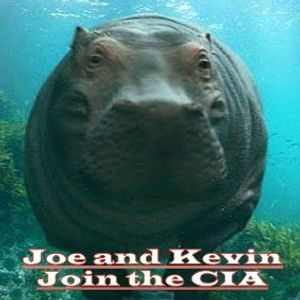 Joe and Kevin Join the CIA - Episode 014