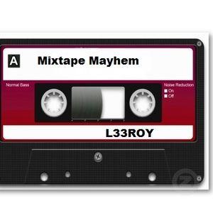 """""""IT'S A TRAP!"""" - 30 Minute trap mayhem mixtape - L33roy feb 2013"""